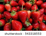 Strawberry For Background