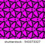 modern geometric seamless... | Shutterstock .eps vector #543373327