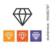 diamond icon .
