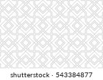 seamless pattern with... | Shutterstock .eps vector #543384877