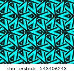 abstract background. blue... | Shutterstock .eps vector #543406243