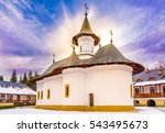 Sihastria Orthodox Church...