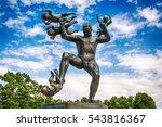 18.07.2016. oslo  norway.locals ...   Shutterstock . vector #543816367