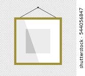 frames collage. vector... | Shutterstock .eps vector #544056847