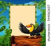 vector illustration of cartoon...   Shutterstock .eps vector #544062637