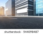 traffic road in downtown of...   Shutterstock . vector #544098487