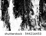 black and white abstract... | Shutterstock . vector #544216453