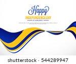nauru independence day of... | Shutterstock .eps vector #544289947