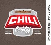 Chili Cook Off Logo