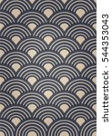 japanese pattern design....   Shutterstock .eps vector #544353043