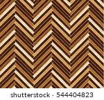 vector simple wooden floor in... | Shutterstock .eps vector #544404823