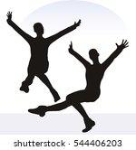 eps 10 vector illustration of... | Shutterstock .eps vector #544406203