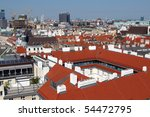 Panoramic View From The Roof O...