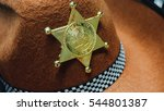 Toy Hat Sheriff Outfit For A...