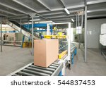 packed electrical engineering... | Shutterstock . vector #544837453