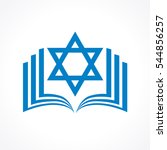 Online Torah Or Tanakh Vector...
