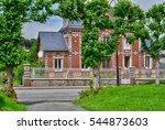 cailly  france   june 23 2016   ...   Shutterstock . vector #544873603