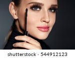 Beauty Cosmetics. Closeup Of...