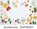 Italian Food Concept .various...