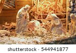Traditional Nativity Scene Wit...