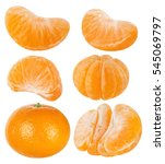 Collection Of Tangerine Or...