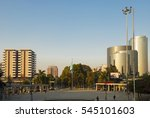 guatemala city  february 05 ... | Shutterstock . vector #545101603