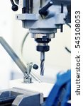 drill industrial | Shutterstock . vector #545108053