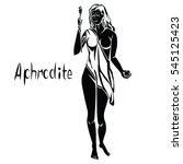 aphrodite. venus. the goddess...