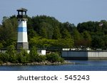 Lighthouse On The Mississippi...
