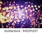 festive elegant abstract... | Shutterstock . vector #545291257