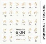 American Sign Language Asl...