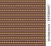seamless raster pattern.... | Shutterstock . vector #545584447