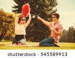 love romance dating... | Shutterstock . vector #545589913