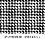 houndstooth seamless pattern | Shutterstock .eps vector #545615713