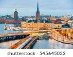 Stockholm  Sweden   December...