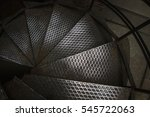 light and shadow of steel...   Shutterstock . vector #545722063