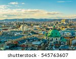 Aerial View Of Vienna With...
