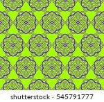 modern stylish texture.stylish... | Shutterstock .eps vector #545791777