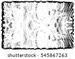 grunge black and white urban... | Shutterstock .eps vector #545867263