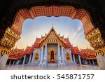 the marble temple | Shutterstock . vector #545871757
