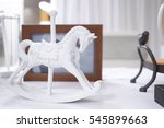 A mini rocking horse toy for...