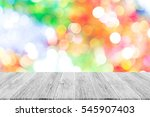 abstract bokeh background of... | Shutterstock . vector #545907403