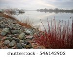 a small recreational boat...   Shutterstock . vector #546142903