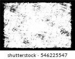 grunge black and white urban... | Shutterstock .eps vector #546225547