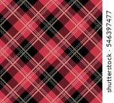 tartan seamless vector patterns ...   Shutterstock .eps vector #546397477