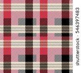 tartan seamless vector patterns ...   Shutterstock .eps vector #546397483