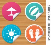 round stickers or website... | Shutterstock .eps vector #546473857
