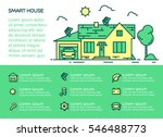 flat design style modern vector ...   Shutterstock .eps vector #546488773