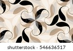 a floral seamless pattern made... | Shutterstock .eps vector #546636517