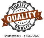 quality. stamp. sticker. seal.... | Shutterstock .eps vector #546670027